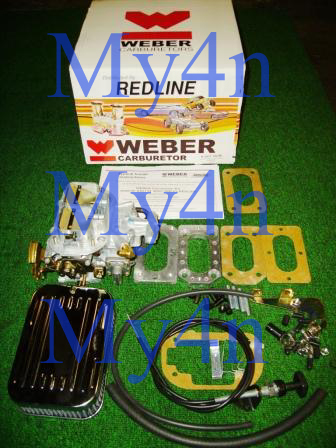 weber carb linkage instructions